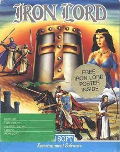 Iron Lord per Sinclair ZX Spectrum