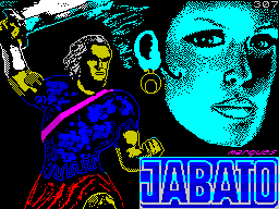 Jabato per Sinclair ZX Spectrum