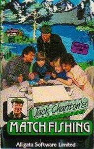 Jack Charlton's Match Fishing per Sinclair ZX Spectrum