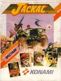 Jackal per Sinclair ZX Spectrum