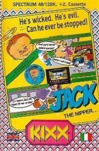 Jack the Nipper per Sinclair ZX Spectrum