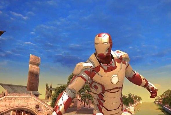 Iron man gioco ufficiale