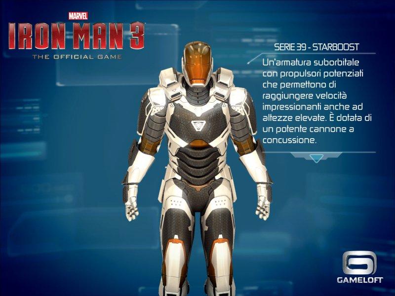 Multiplayer.it vi rivela in esclusiva una delle nuove armature di Iron Man 3
