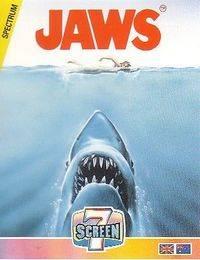 Jaws per Sinclair ZX Spectrum