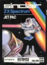 Jetpac per Sinclair ZX Spectrum