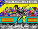 Jonah Barrington's Squash per Sinclair ZX Spectrum
