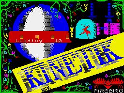 Kinetik per Sinclair ZX Spectrum