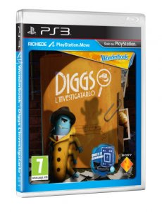 Wonderbook: Diggs L'Investigatarlo per PlayStation 3
