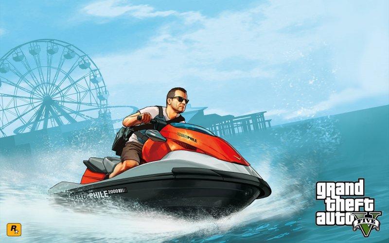 Due nuovi artwork per Grand Theft Auto V