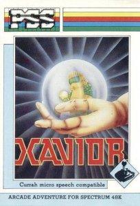 Xavior per Sinclair ZX Spectrum