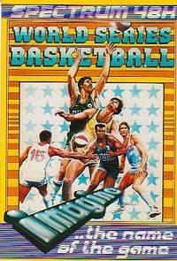 World Series Basketball per Sinclair ZX Spectrum