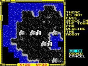 Last Battle per Sinclair ZX Spectrum