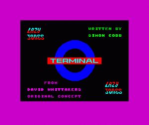 Lazy Jones per Sinclair ZX Spectrum