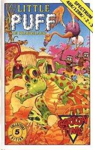Little Puff in Dragonland per Sinclair ZX Spectrum