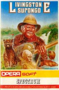 Livingstone, I Presume per Sinclair ZX Spectrum