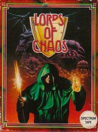 Lords of Chaos per Sinclair ZX Spectrum