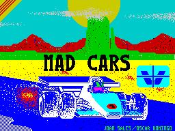 Mad Cars per Sinclair ZX Spectrum