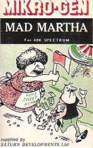 Mad Martha per Sinclair ZX Spectrum