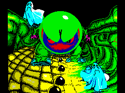 Mad Mix per Sinclair ZX Spectrum