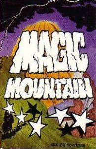 Magic Mountain per Sinclair ZX Spectrum