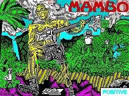 Mambo per Sinclair ZX Spectrum