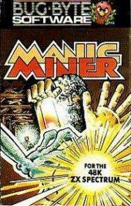 Manic Miner per Sinclair ZX Spectrum