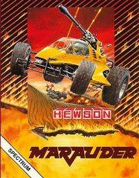 Marauder per Sinclair ZX Spectrum
