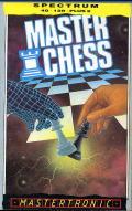Master Chess per Sinclair ZX Spectrum
