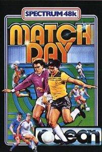 Match Day per Sinclair ZX Spectrum