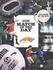 Match of the Day per Sinclair ZX Spectrum
