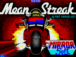 Mean Streak per Sinclair ZX Spectrum