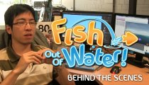 Fish Out Of Water - Un video dietro le quinte