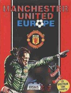 Manchester United Europe per Sinclair ZX Spectrum