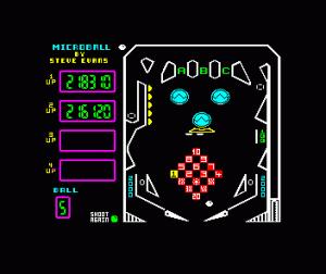 Microball per Sinclair ZX Spectrum