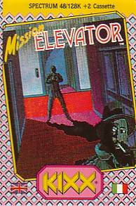 Mission Elevator per Sinclair ZX Spectrum