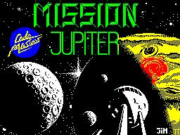 Mission Jupiter per Sinclair ZX Spectrum