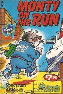 Monty on the Run per Sinclair ZX Spectrum