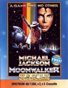 Moonwalker per Sinclair ZX Spectrum