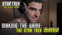 Star Trek: Il Videogioco - Terzo video making of