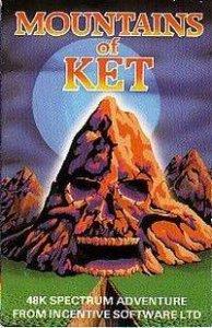 Mountains of Ket per Sinclair ZX Spectrum