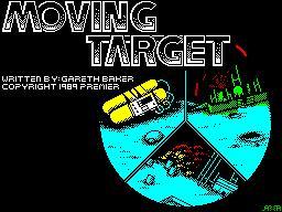 Moving Target per Sinclair ZX Spectrum