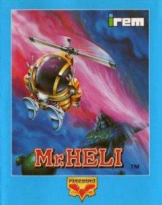 Mr. Heli per Sinclair ZX Spectrum