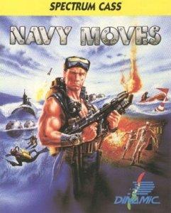 Navy Moves per Sinclair ZX Spectrum