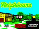 Neighbours per Sinclair ZX Spectrum