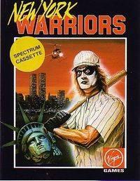 New York Warriors per Sinclair ZX Spectrum