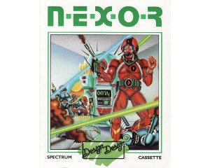 N.E.X.O.R. per Sinclair ZX Spectrum