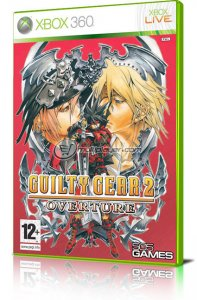 Guilty Gear 2: Overture per Xbox 360
