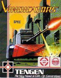 Vindicator! per Sinclair ZX Spectrum