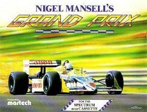 Nigel Mansell's Grand Prix per Sinclair ZX Spectrum
