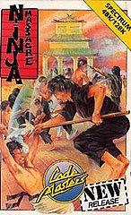 Ninja Massacre per Sinclair ZX Spectrum